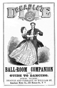Dance Manual  Courtesy of Library of Congress