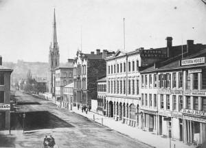 Hamilton circa 1860