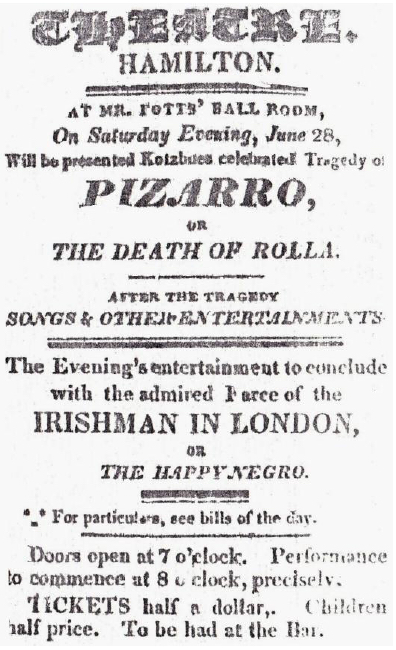 Hamilton Gore Gazette, June 28, 1828