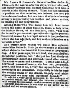 The Times-Picayune (New Orleans, Louisiana) Apr 8, 1856 [First Edition]